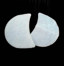 Disposable sweat pads for sleeveless shirts(LOTUSM...